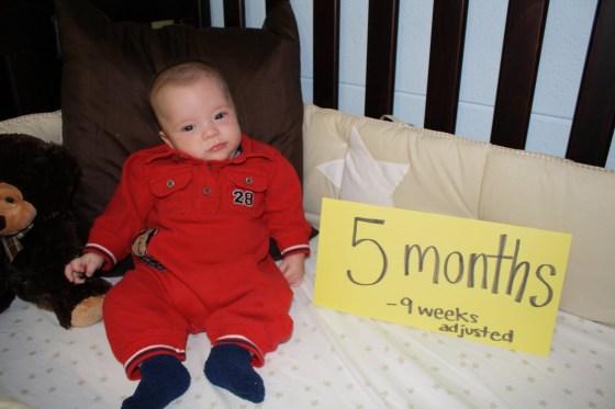 Eli- 5 months