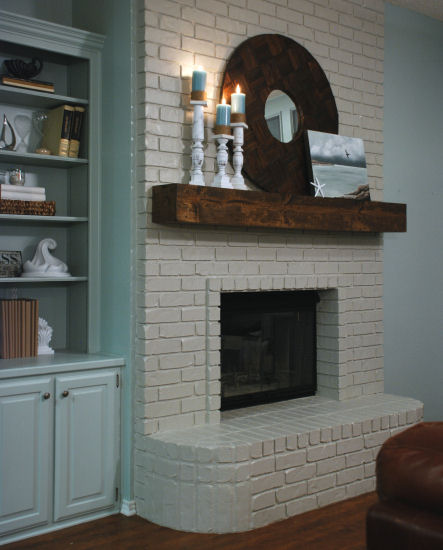 how-to-paint-a-brass-fireplace-screen